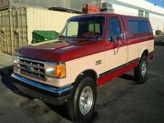 1989 Ford Ford F-250 XLT Lariat Standard Cab Pickup 2-Door