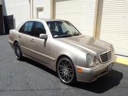 2000 Mercedes-benz 3.2L V6 EFI
